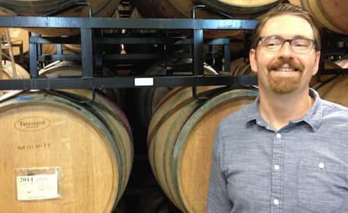 Louis Skinner, Winemaker
