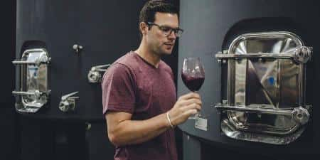 Aryn Morell, Winemaker
