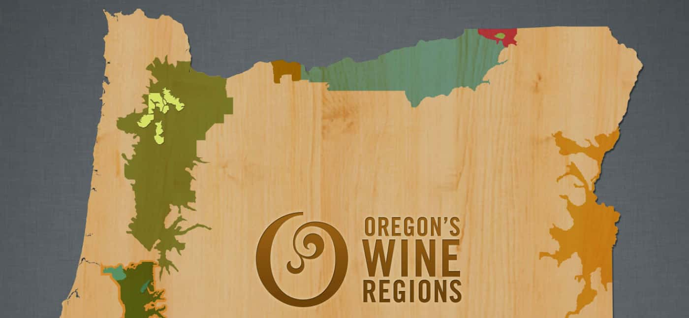 Oregon's Wine Regions Profile